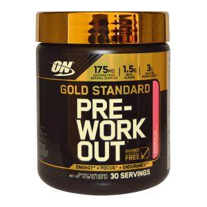 Optimum Nutrition — Gold Standard Pre-Workout