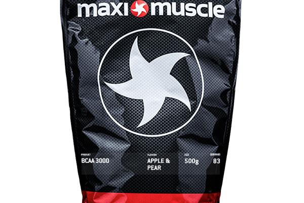 Maximuscle BCAA 3000 Review