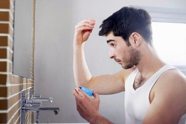male hygiene